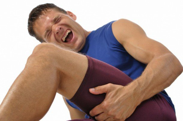 Groin pain and strain