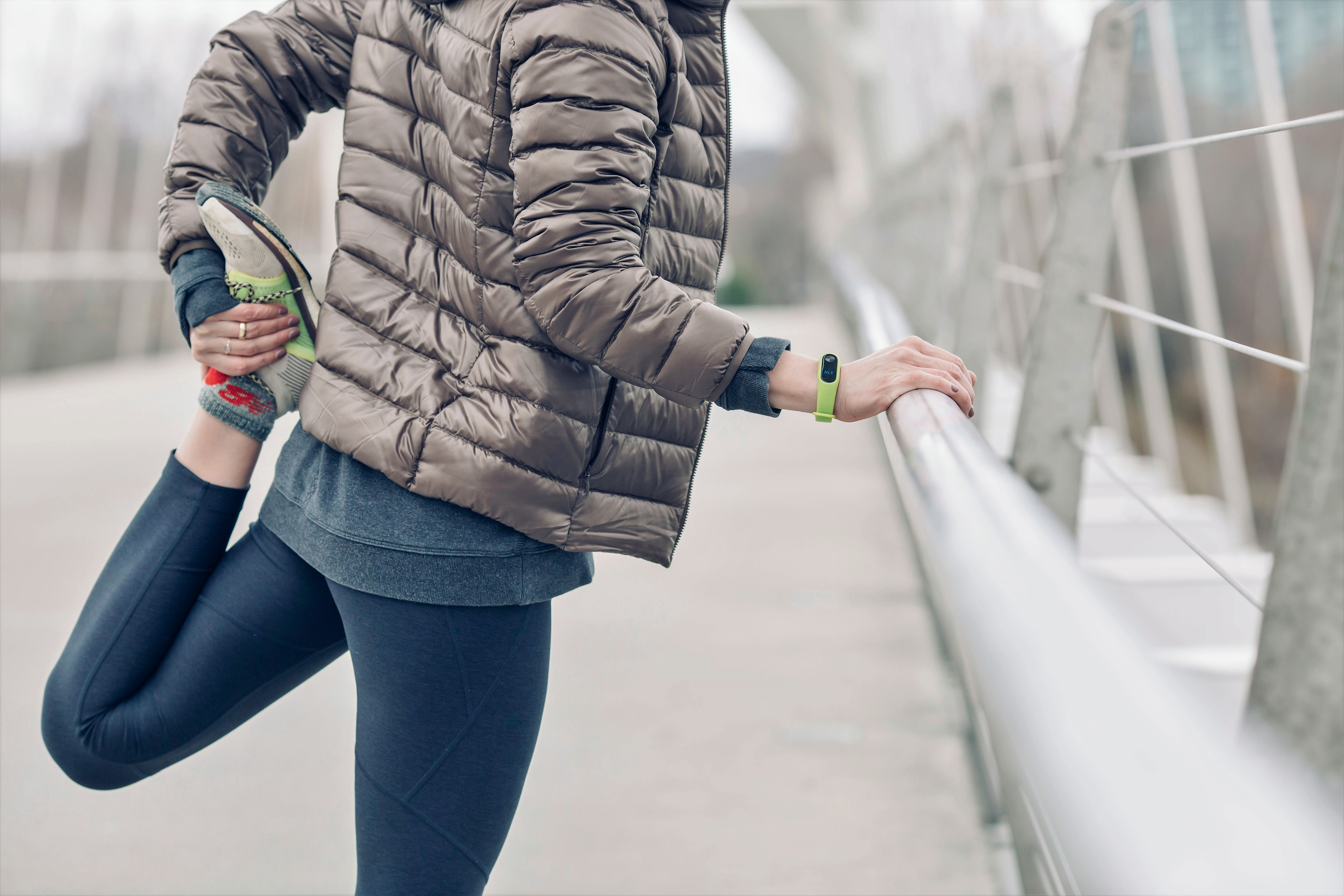 Running when it's cold is good for you.  Make sure you warmup