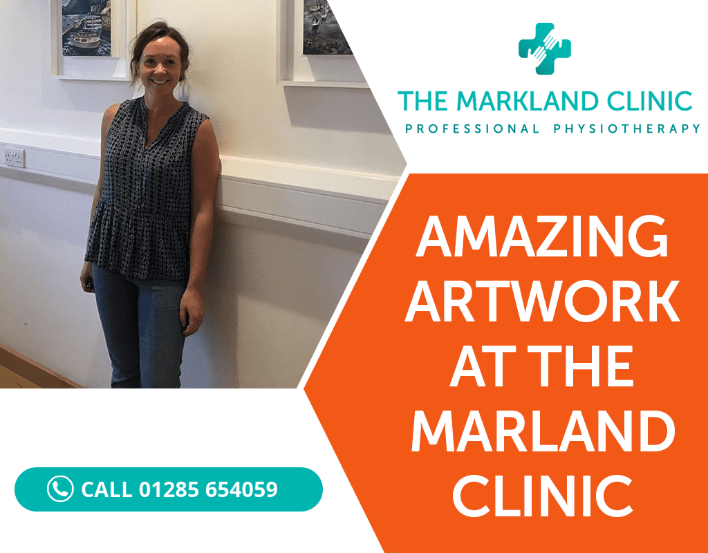 Amazing Artwork at the Markland Clinic