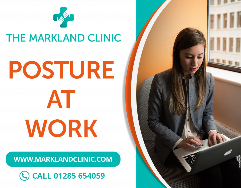 Worplace Wellbeing - Posture